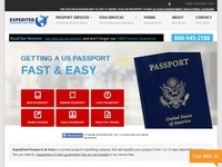 Expedited Passports & Visas